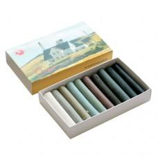 Соус ассорти 10 цветов в картонной коробке