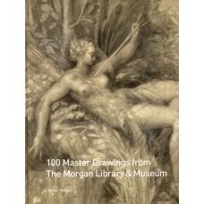 100 рисунков мастеров из библиотеки и музея Морган