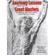 Уроки анатомии старых мастеров